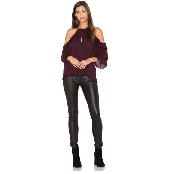 62e41a0e7bac4c Parker  Cindy  Blouse • Size M